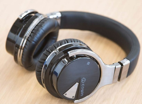 Noise Cancelling Cowin E7 Review