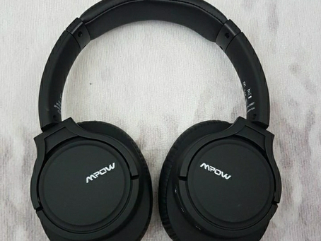 Cheap, Great Headphones- The MPOW H7 Review