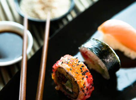 The Grape Chic Guide to Wine & Sushi