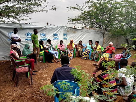Kakuma Refugee Testimonial