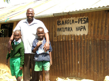 School Fees with Bangla-Pesa