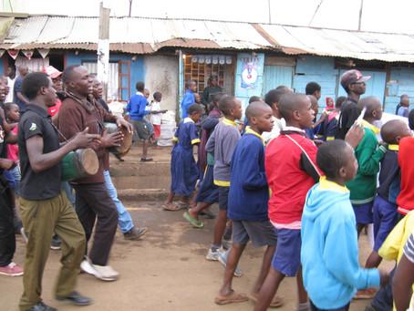 Kibera's Lindi-Pesa Gaining Momentum