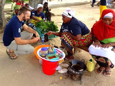 Mikindani Community Currency Market Day