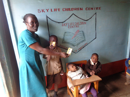 Skylife School and Community Currency