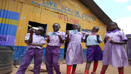 Gatina Business Organization and the Love School Success Story