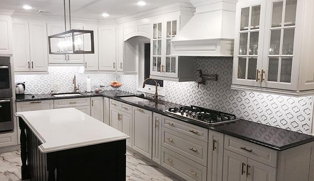 Class Design Kitchen Cabinets Kitchen \u0026 Bath Remodelling & GW-Gramercy White | Class Design Kitchen Cabinets Kitchen ...