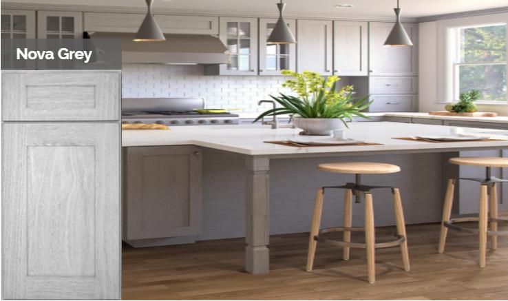 Nove Grey   Class Design Kitchen Cabinets, Kitchen & Bath ...