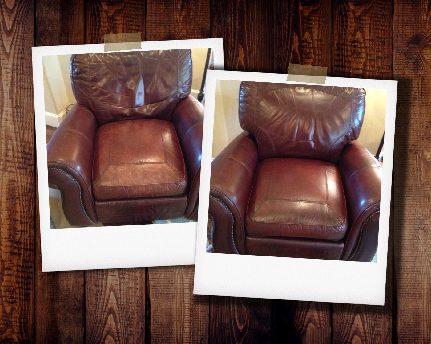 Restuff chairs cushions