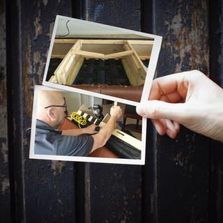 At Home Repair Seat structure repair .jp