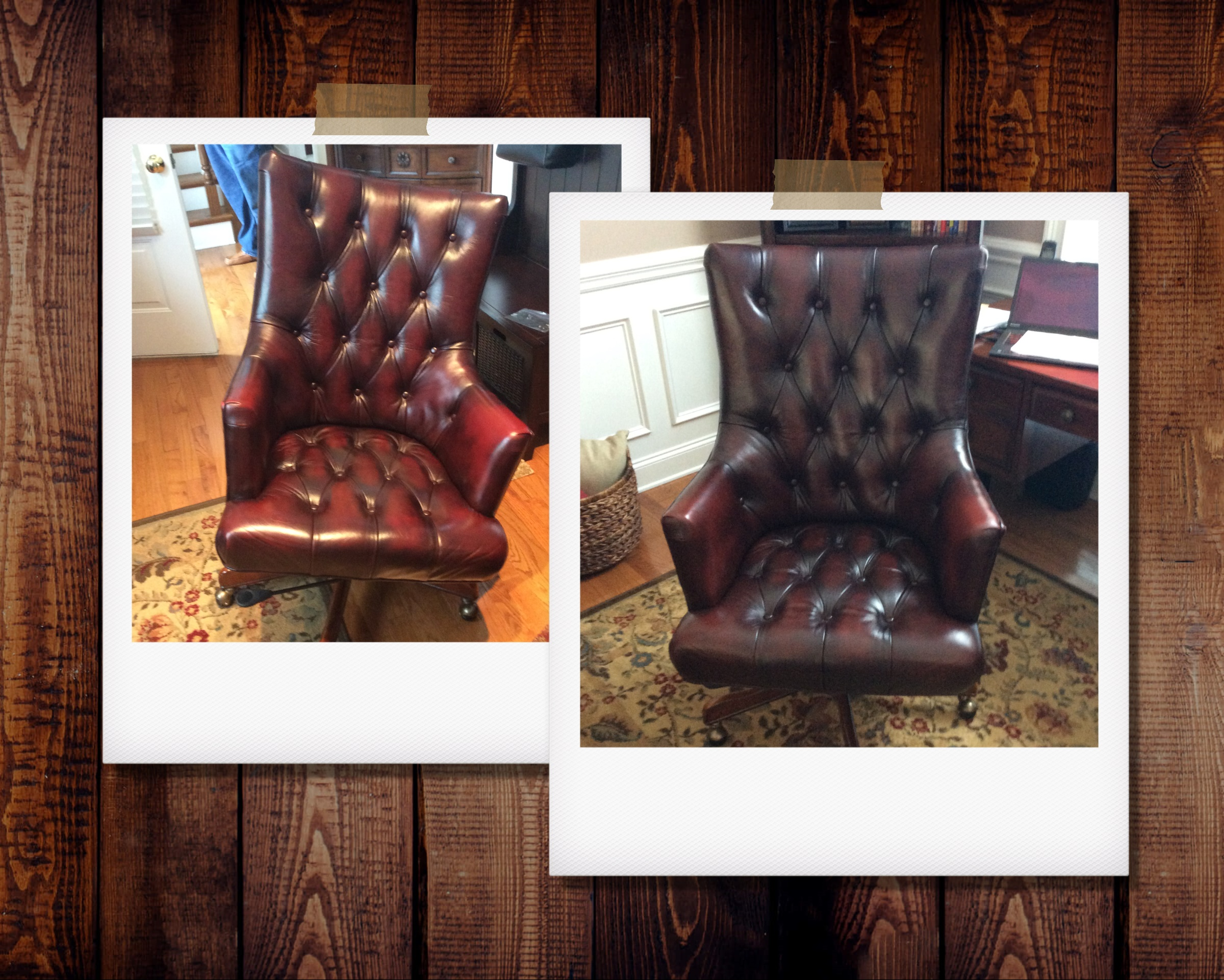 Executive Chair Repair