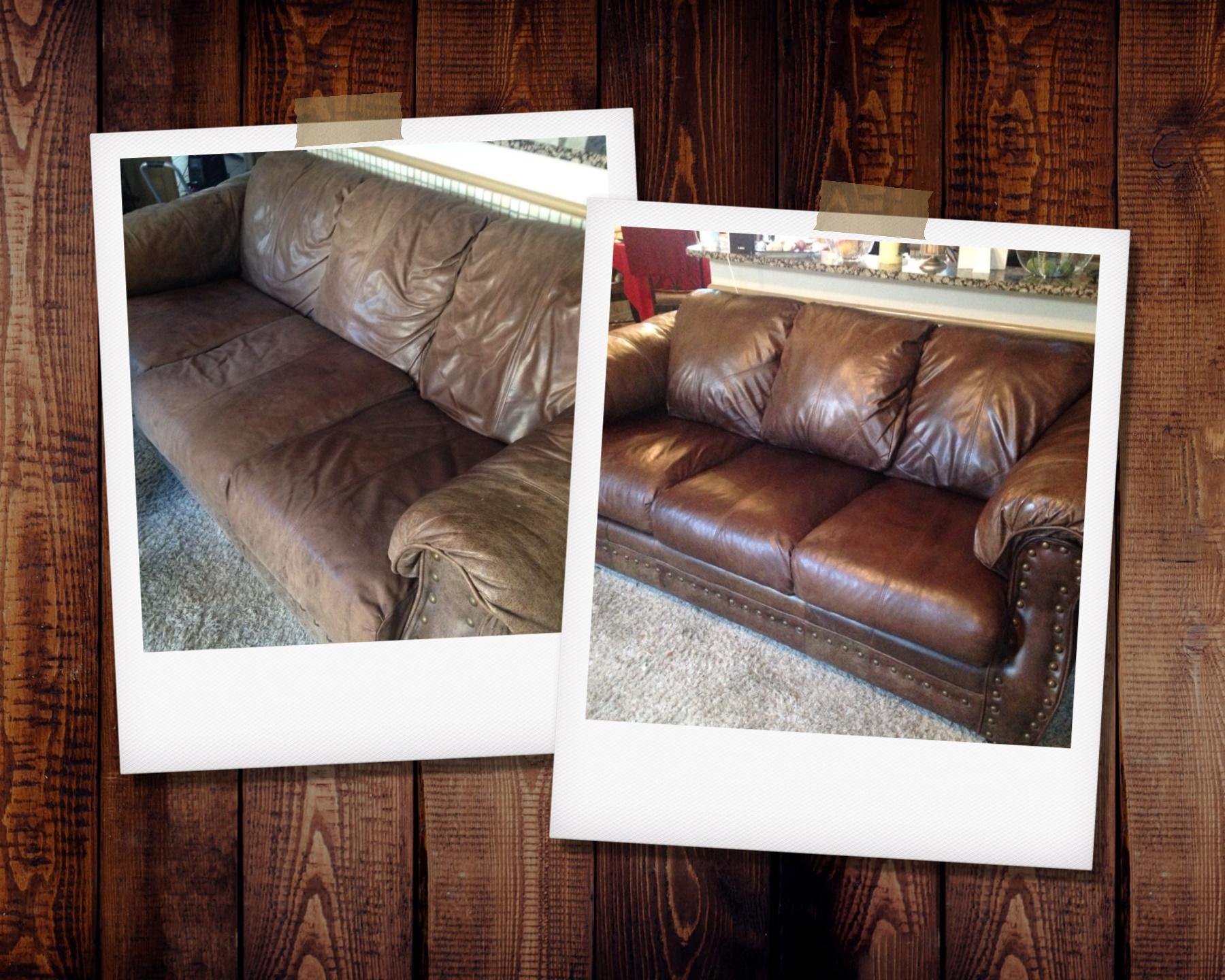 Leather Restoration