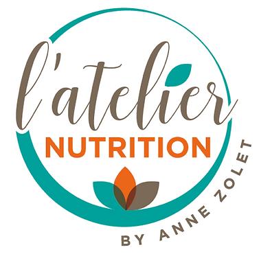 l'atelier nutrition by anne zolet