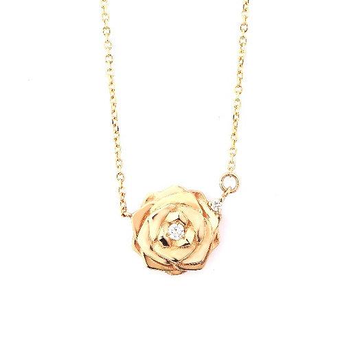 Dozen Rose / ダーズンローズ ネックレス