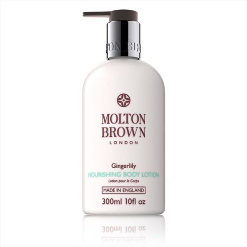 MOLTON BROWN/BODY LOTION Gingerlily 300ml