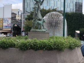 岡山駅へのお迎え