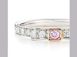 ピンクダイヤモンドで自分だけの特別なアレンジも~リュバンエンゲージ