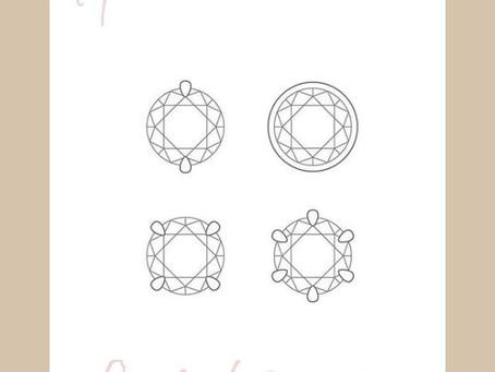 自分のスタイルに合ったダイヤモンド爪デザインの選び方