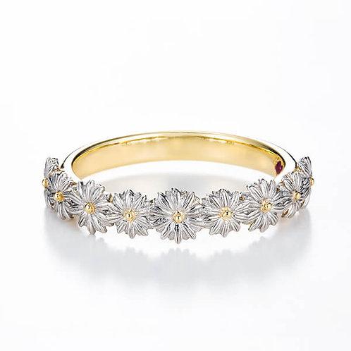 【小さいサイズ】 Fleur Ring / フルールリング