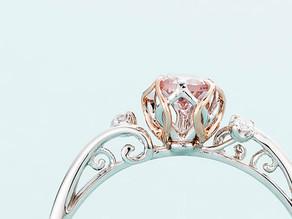 パパラチアサファイヤのようなロータスにおススメな宝石