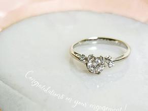 ロータスリング~素敵なプロポーズになりますように♡