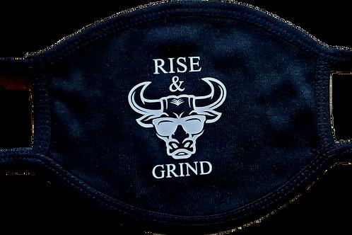 Rise & Grind Face mask