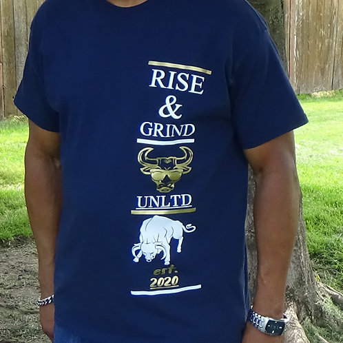 Men's Rise & Grind Vertical Left