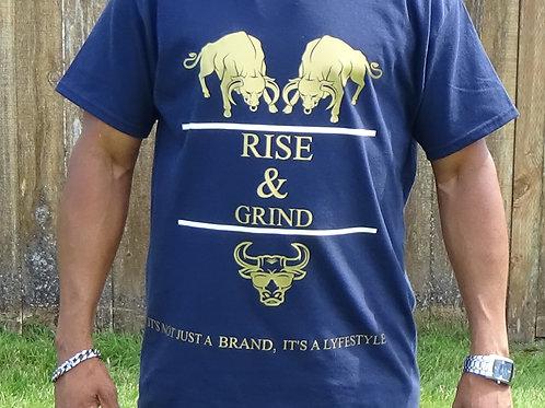 "Men's Rise & Grind ""Ragin' Bulls"" Horizontal"