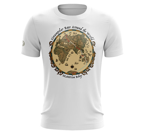 CRAW Official Men's T-Shirt - by Scimitar Sportswear - 100% Recycled