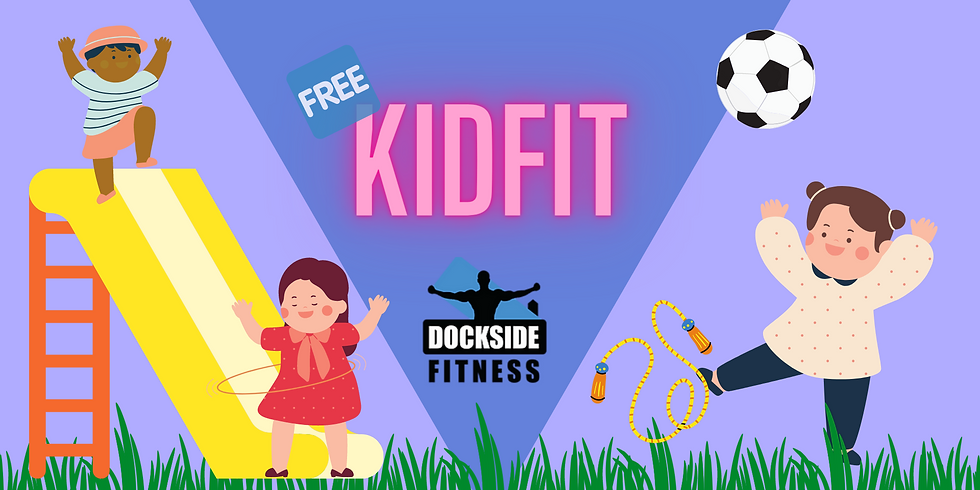 KidFit - by Dockside Fitness