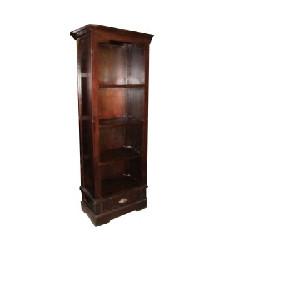 koloniaal teak boekenkast la ar 196 open bookcase afmetingen 50b 35d 179h cm
