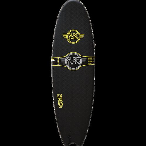 Surfworx Ribeye Hybrid 5 Fin Softboard