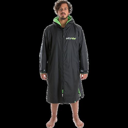 Dryrobe Advance Long Sleeve Changing Robe Green