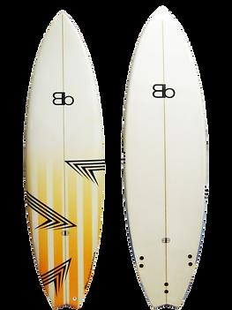 Blackboards Flyer surfboard