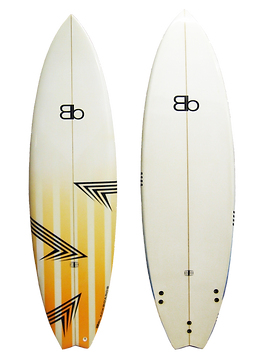 Blackboards Flyer surfboard