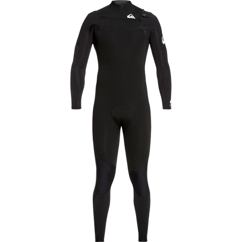 Quiksilver 4/3mm Syncro Chestzip 2020 Black