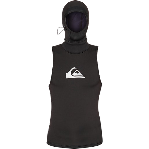 Quiksilver 2mm Syncro Sleeveless Hooded Thermal Rash Vest