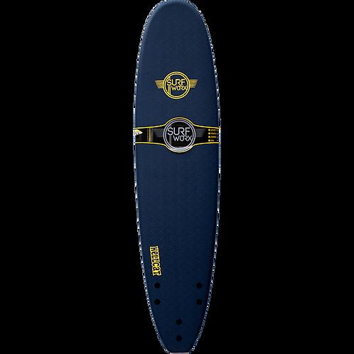 Surfworx Hellcat 8ft Mini Mal Softboard