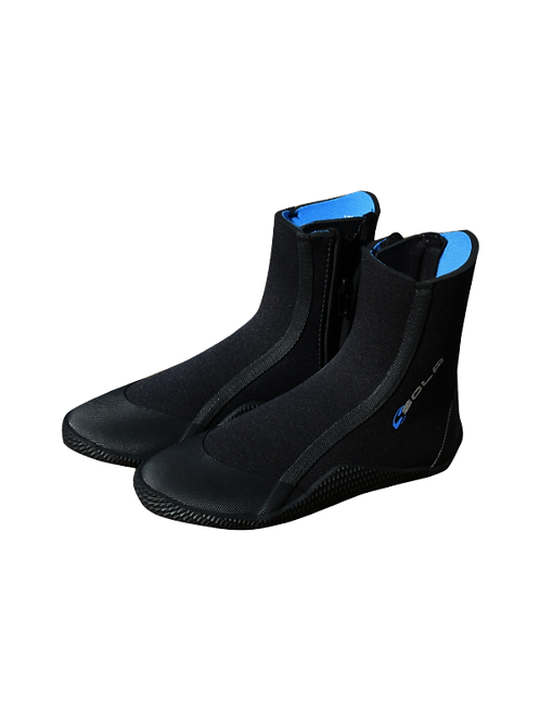 Sola 5mm Kids Zipped Boots