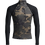 Thumbnail: Billabong Mens Contrast Long Sleeve Rash Vest Camo
