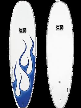 Blackboards Burner minimal surfboard