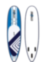 Strobe Carve Inflatable SUP