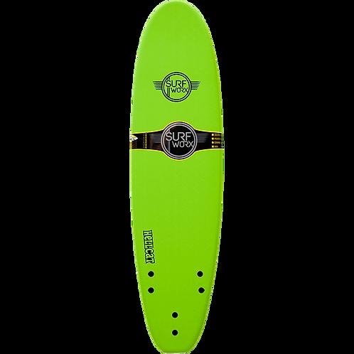 Surfworx Hellcat 7ft Mini Mal Softboard