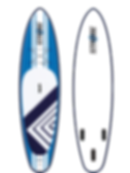 Strobe Fusion Inflatable SUP