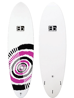 Blackboards Blaster kids surfboard