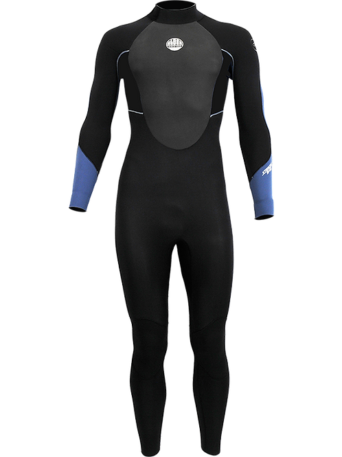 Alder Stealth 5/4/3 Backzip