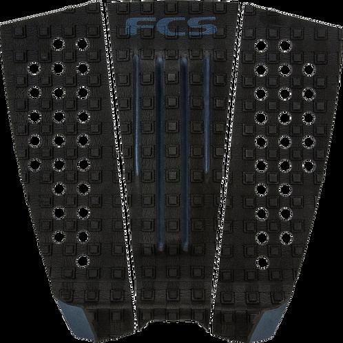 FCS Julian Wilson Traction Pad Black Blue