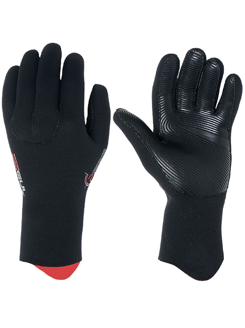 Gul 3mm Power Gloves
