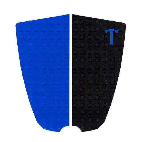 Tombstone 'Original T' Deck Grip - Blue/ Black