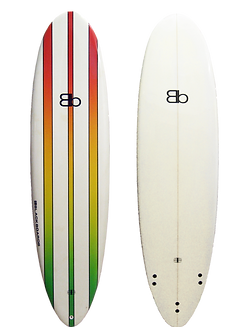 Blackboards Speeder surfboard