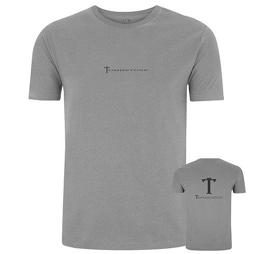Tombstone Original Tee - Melange Grey